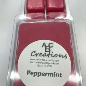 Peppermint Soy Wax Melt