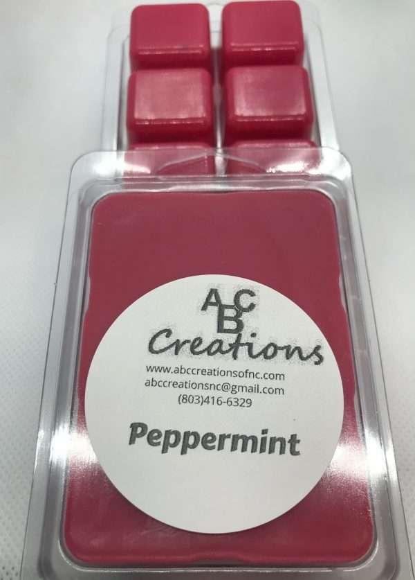 Peppermint Soy Wax Melt