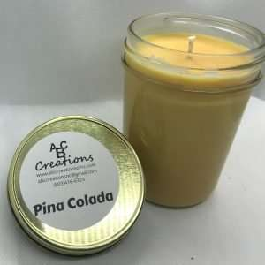Pina Colada Soy Candle