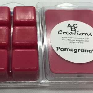 Pomegranate Soy Wax Melt