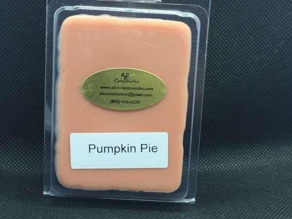 Pumpkin Pie Soy Wax Melt