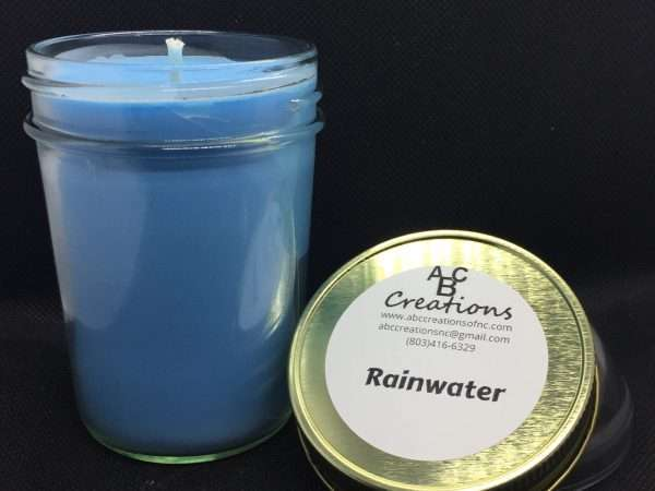Rainwater Soy Candle