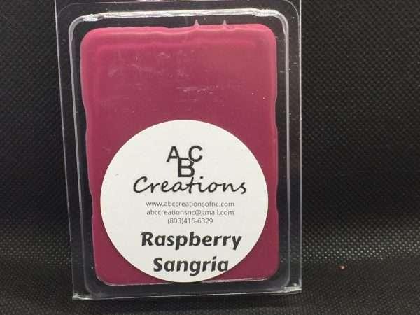 Raspberry Sangria Soy Wax Melt