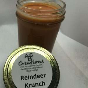 Reindeer Krunch Soy Candle