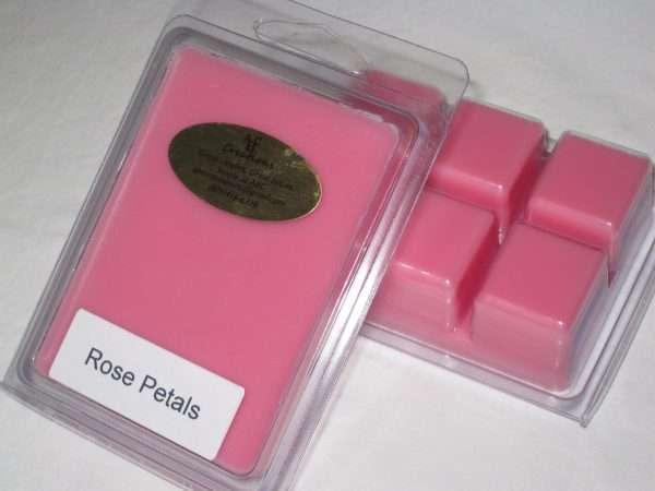 Rose Petals Soy Wax Melt