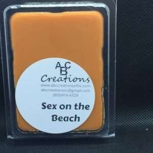 Sex On The Beach Soy Wax Melt