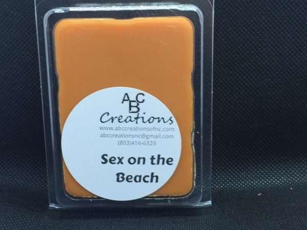 Sex On The Beach Soy Wax Melt