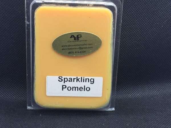 Sparkling Pomelo Soy Wax Melt