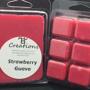 Strawberry Guava Soy Wax Melt