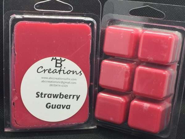 Strawberry Guava Soy Wax Melt