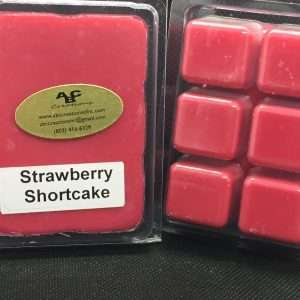 Strawberry Shortcake Soy Wax Melt