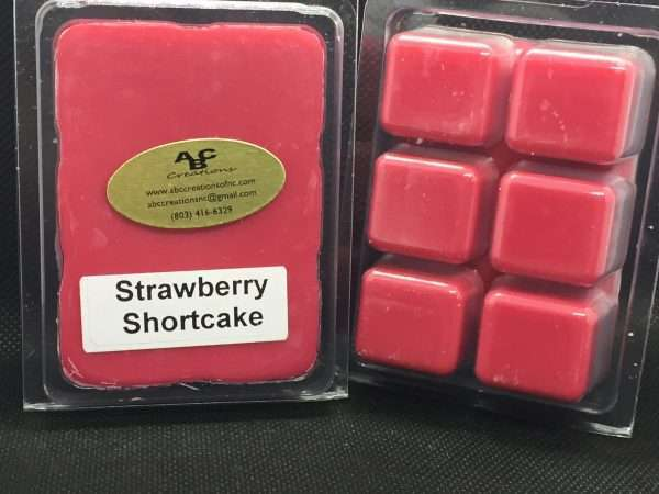 Strawberry Shortcake Soy Wax Melt