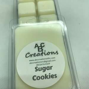 Sugar Cookies Soy Wax Melt