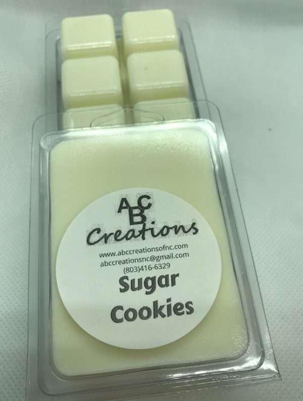 Sugar Cookies Soy Wax Melt