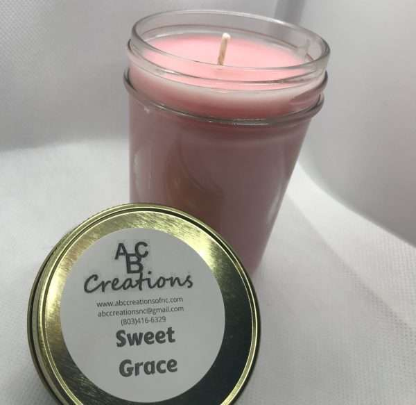Sweet Grace Soy Candle