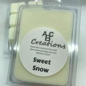 Sweet Snow Soy Wax Melt