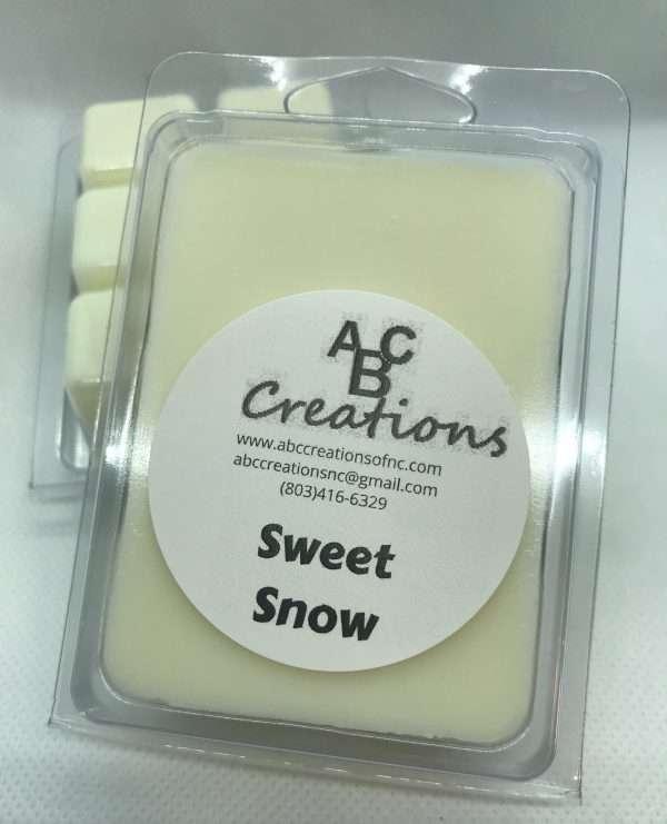 Sweet Snow Soy Wax Melt