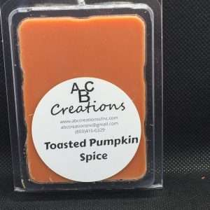 Toasted Pumpkin Spice Soy Wax Melt