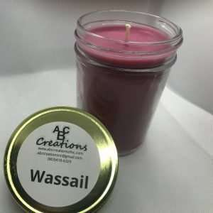 Wassail Soy Candle