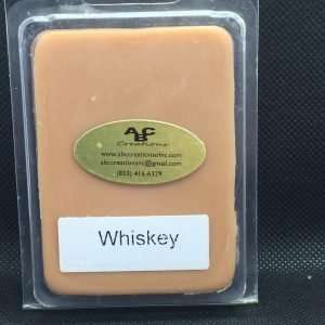 Whiskey Soy Wax Melt