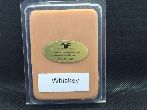 Whiskey Soy Wax Melt