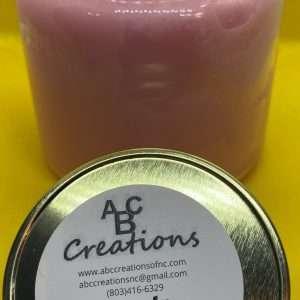 Candy Fluff Soy Candle 16 Ounces
