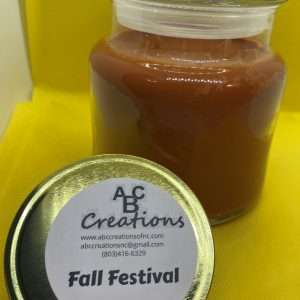 Fall Festival Soy Candle 16 Ounces