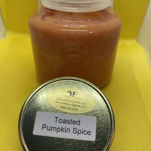 Toasted Pumpkin Spice Soy Candle 16 Ounces